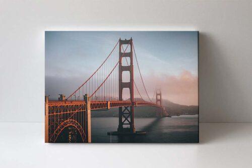 fotoobraz golden bridge